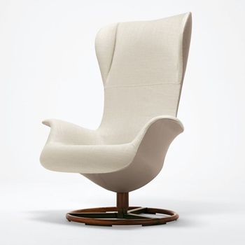 Tilt Wing Lounge Chair