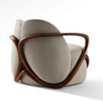 Giorgetti Move Chair + Hug Chair