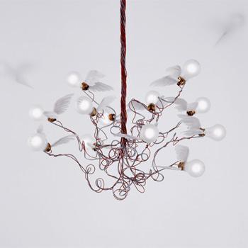 Birdie Suspension Light - LED