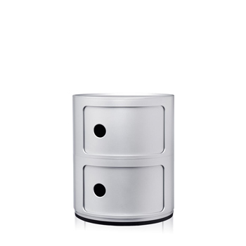 Componibili - Double Storage Cabinet - Quickship
