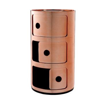Componibili - Triple Storage Cabinet