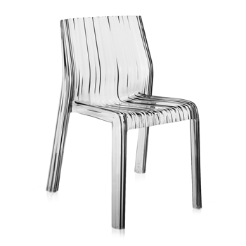 Frilly Dining Chair