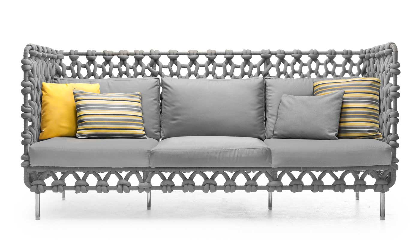 Cabaret Highback Sofa