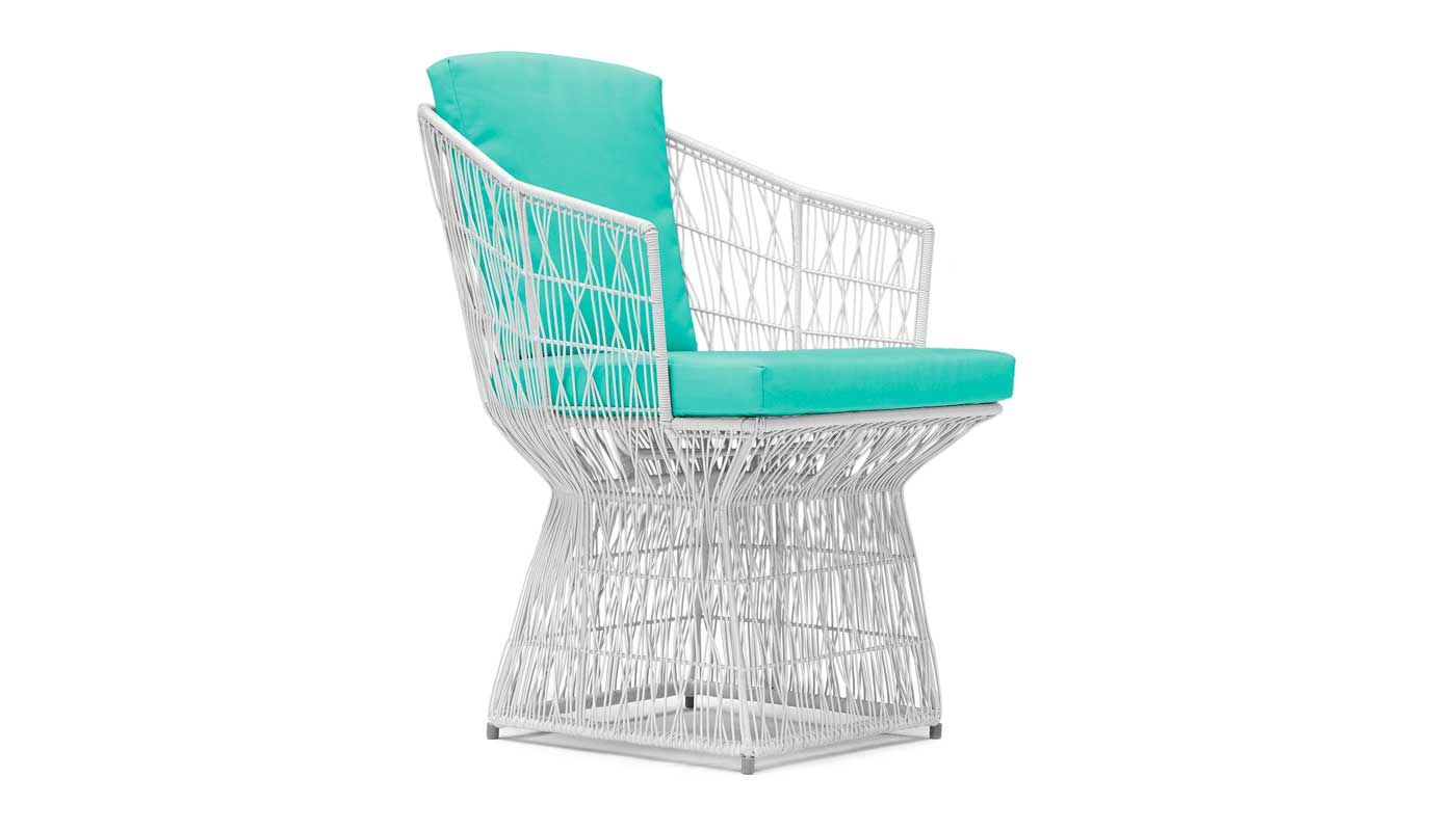 Calyx Outdoor Dining Chair