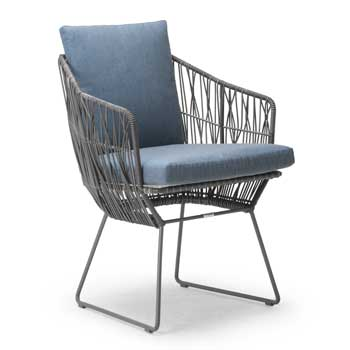 Calyx Lite Outdoor Dining Chair