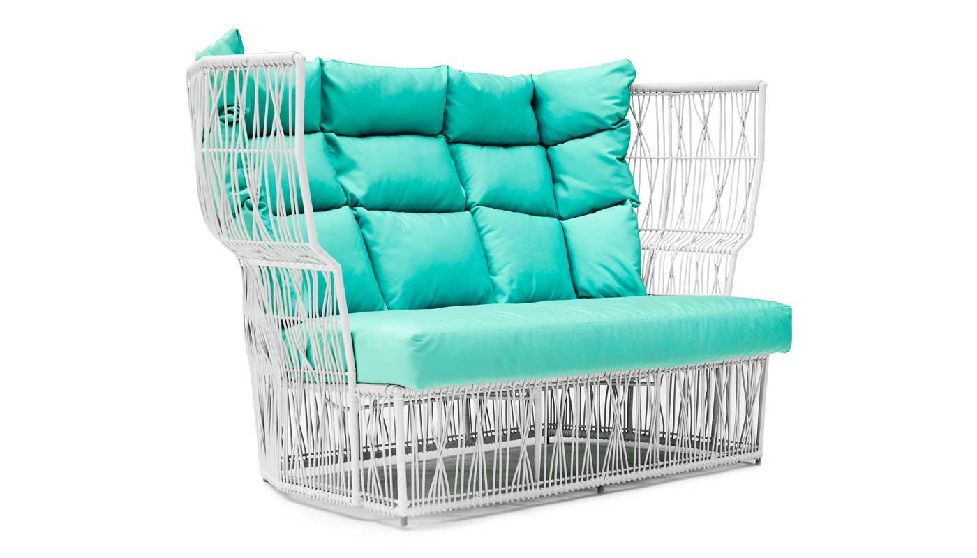 Calyx Outdoor Sofa