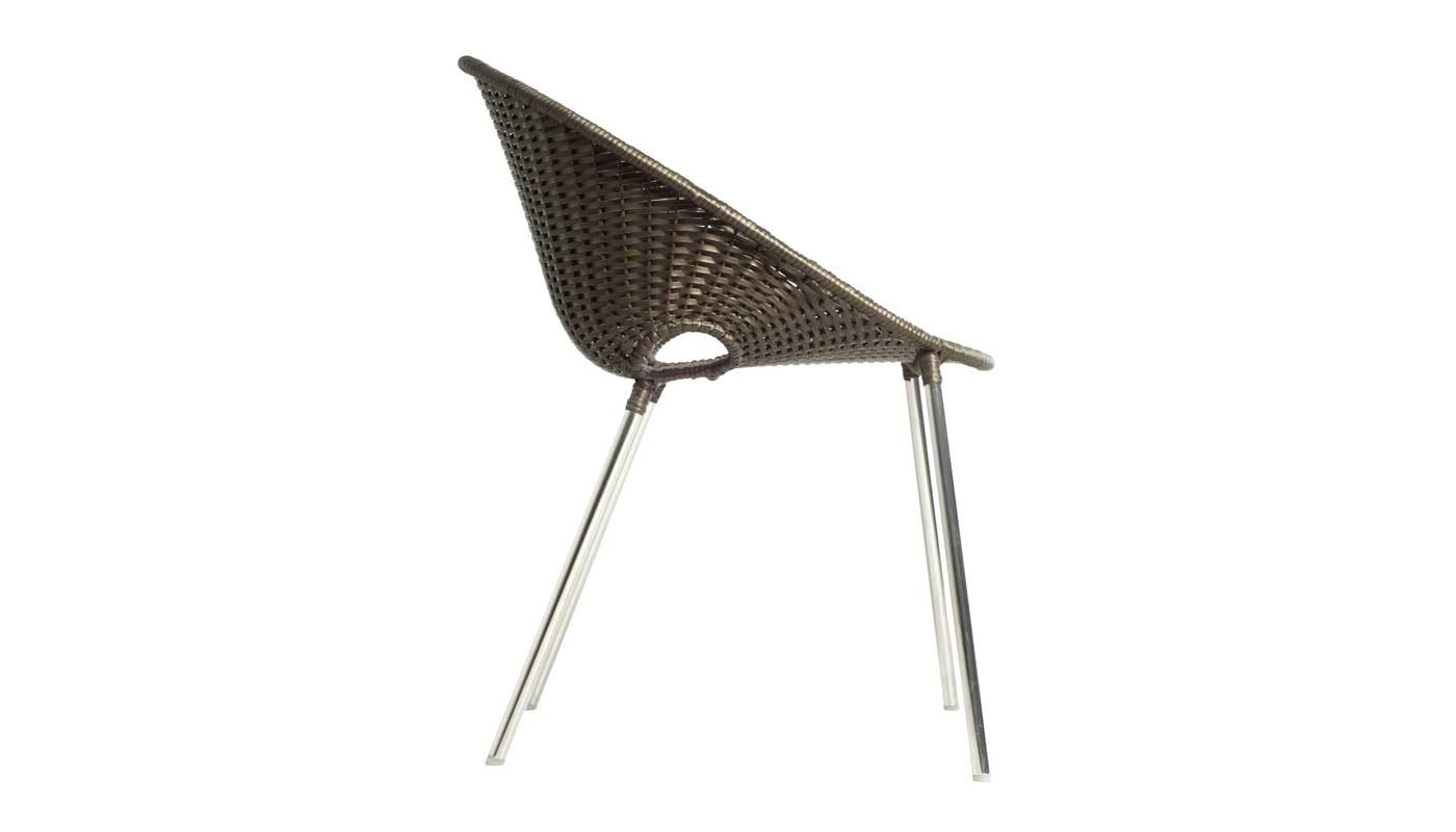Dimple Outdoor Dining Chair