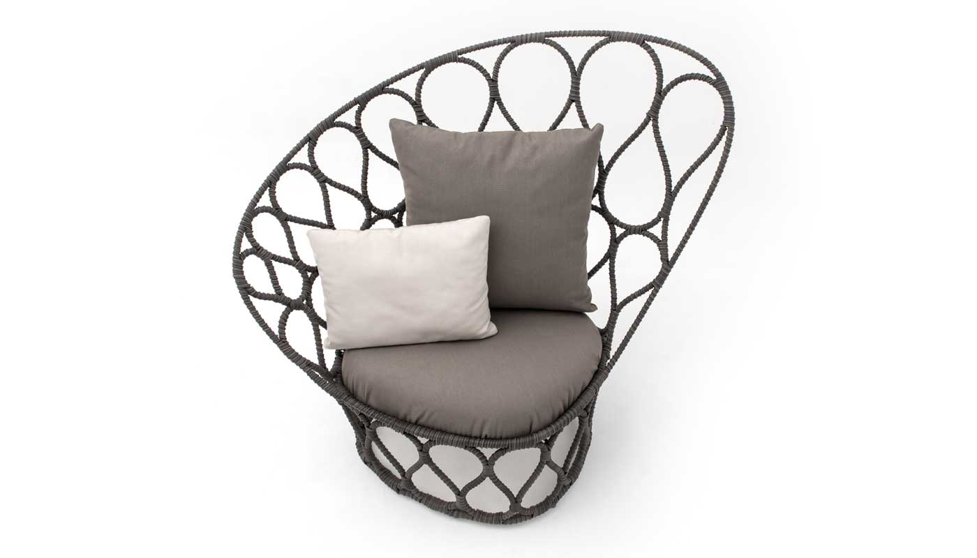 Forma Outdoor Lounge Chair