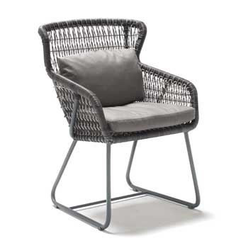 Isabella Outdoor Dining Chair
