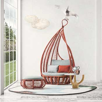 Lasso Lounge Chair