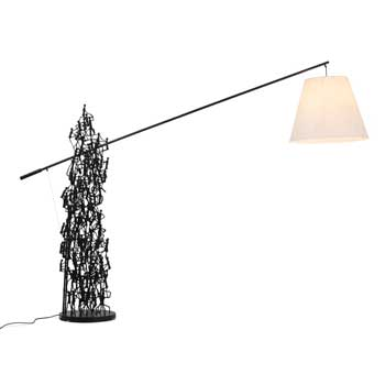 Little People Boom Town Floor Lamp