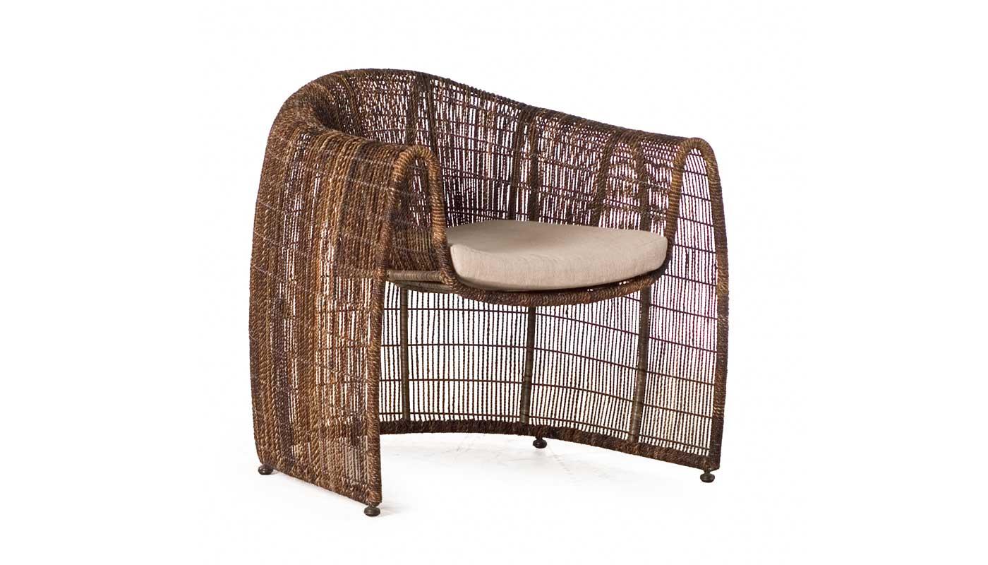 Lulu Club Lounge Chair