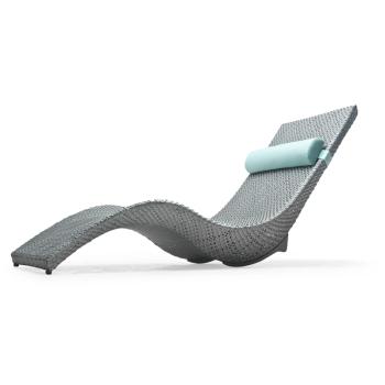 Mermaid Outdoor Chaise Longue