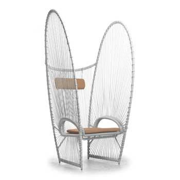 Papillon Outdoor Lounge Chair