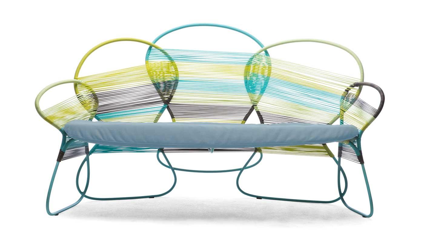 Trame Outdoor Sofa