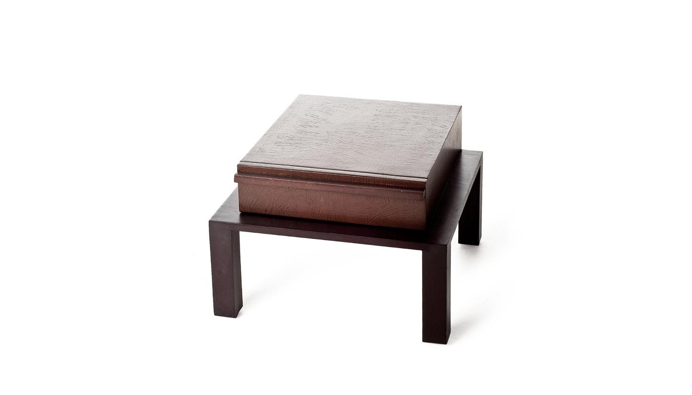 Yin and Yang Night Table