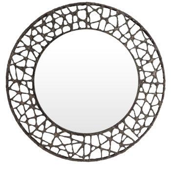 C-U C-ME Round Mirror