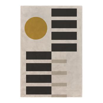 Bauhaus Rug - Forms