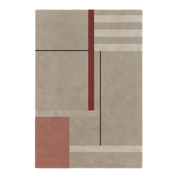 Bauhaus Rug - Lines