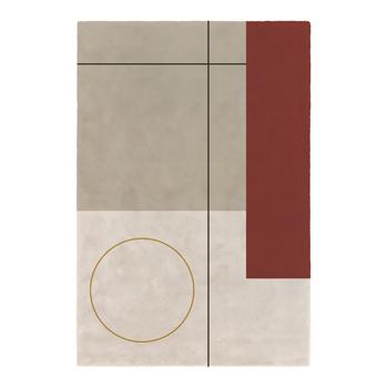 Bauhaus Rug - Minimal