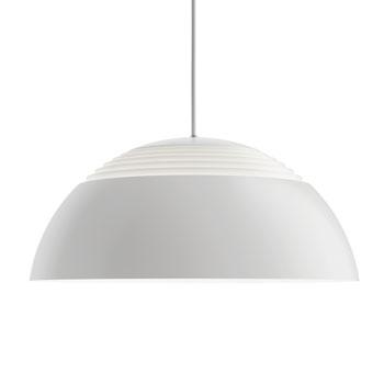 AJ Royal Suspension Light - White