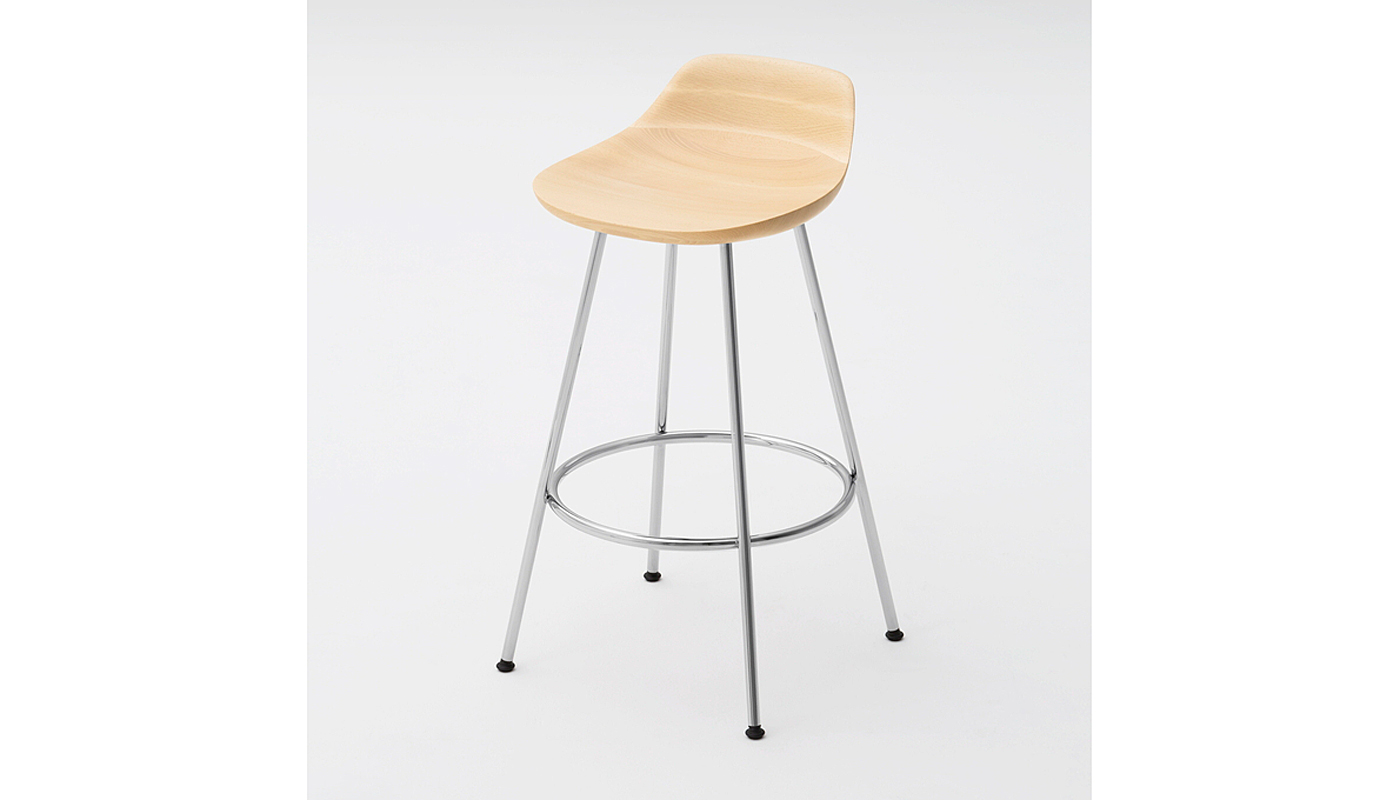 Hiroshima Counter Stool