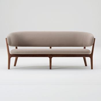 Roundish Sofa