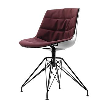 Flow Dining Chair - LIM 4-Leg