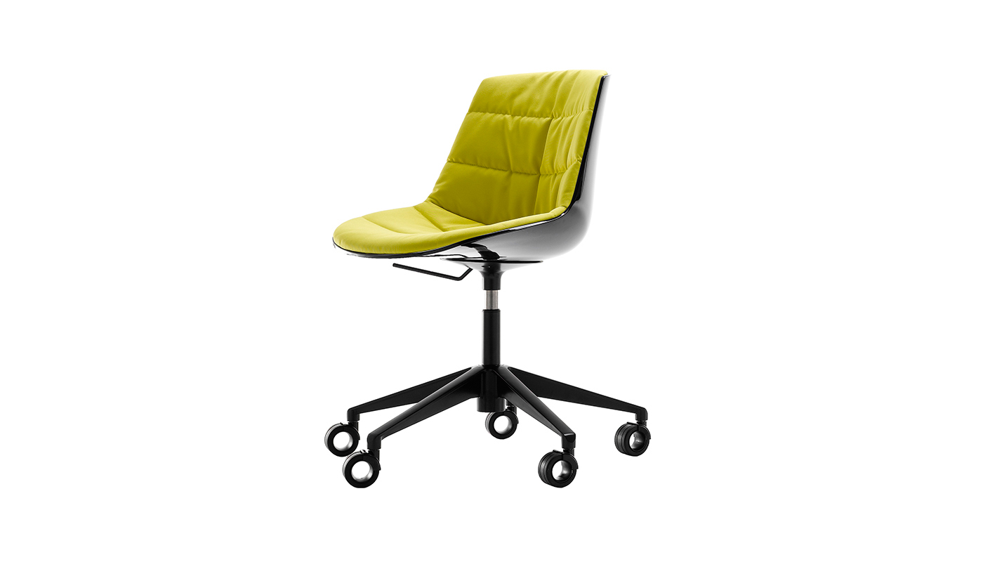 Flow Desk Chair - 5-Point-Star