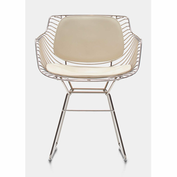 Flow Filo Outdoor Dining Chair