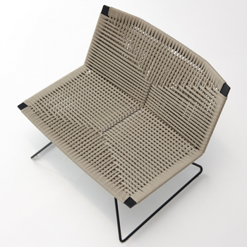 Neil Twist Outdoor Lounge Chair
