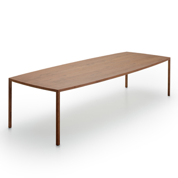 Tense Curve Dining Table