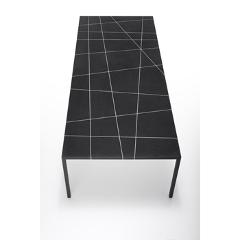Tense Intarsia Dining Table