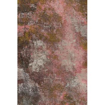 Erosion Rosegold Rug - Rectangular
