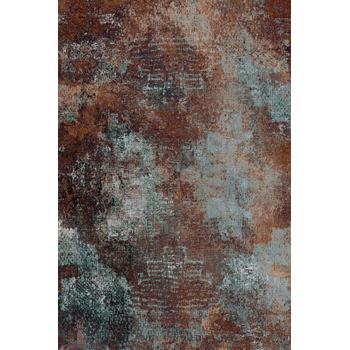 Erosion Rust Rug - Rectangular