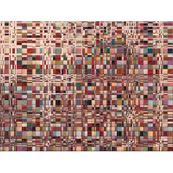 Yarn Box - Bead Rug - Rectangular