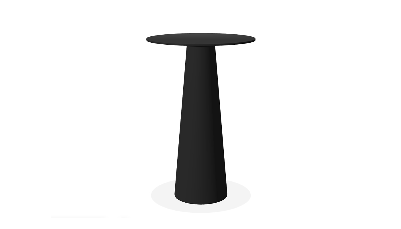 Container Bar Table - Classic