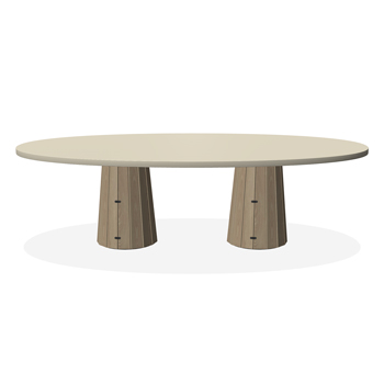 Container Dining Table - Bodhi Oval
