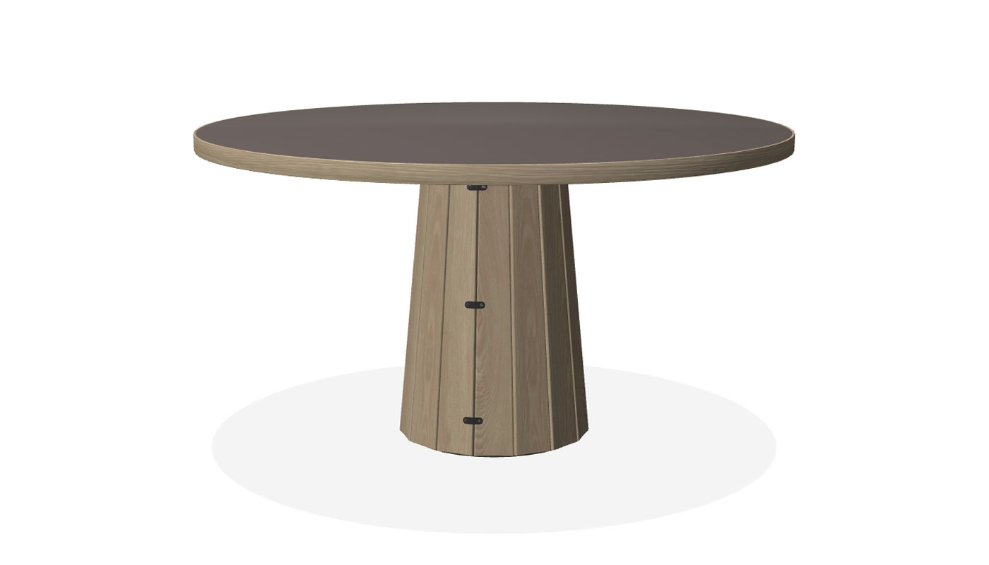 Container Dining Table - Bodhi Round