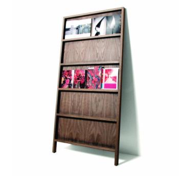 Oblique Small Bookshelf