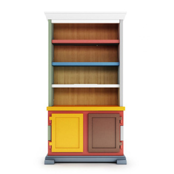 Paper Cabinet Patchwork