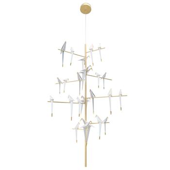 Perch Light Tree Suspension Light