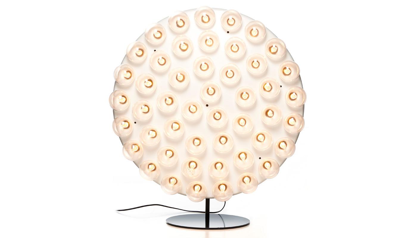 Prop Light Floor Lamp - Round