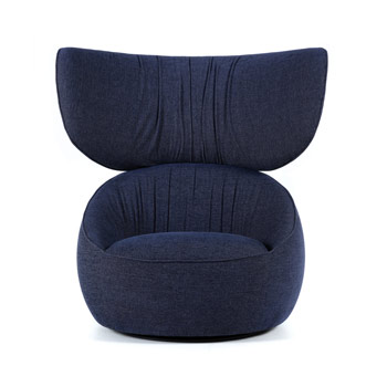 Hana Wingback Lounge Chair