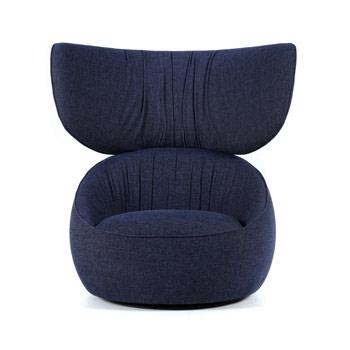 Magnificent Hana Lounge Chair By Moooi Switch Modern Cjindustries Chair Design For Home Cjindustriesco