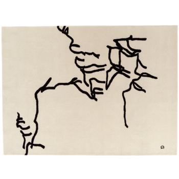Chillida Dibujo Tinta 1957 Rug