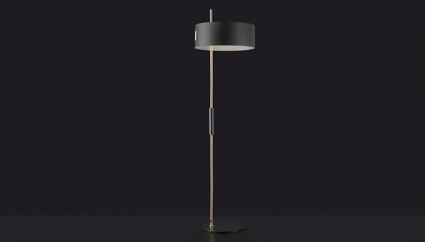 1953 Floor Lamp