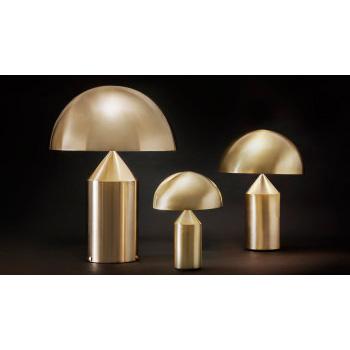 Atollo Table Lamp - Gold
