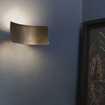 Lens Wall Light