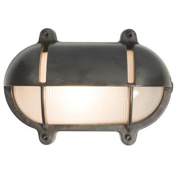 Bulkhead Wall Light - Oval
